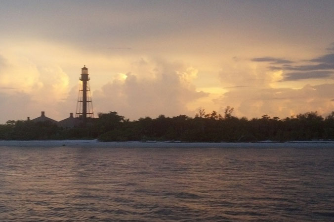 image of Sanibel lighthouse